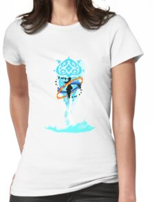 The Avatar State Womens Fitted T-Shirt