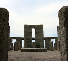 Stonehenge Memorial by tkrosevear