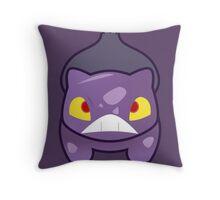 BulVariant Crobat Throw Pillow