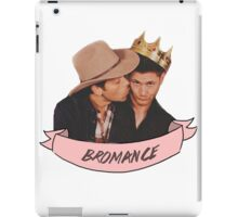 Misha and Jensen Bromance iPad Case/Skin