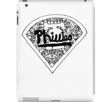 Phillies baseball stadium iPad Case/Skin
