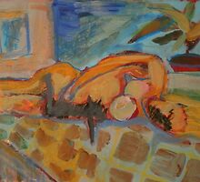 LAZY AFTERNOON(C2013) by Paul Romanowski