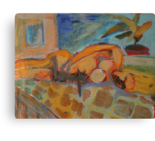 LAZY AFTERNOON(C2013) Canvas Print