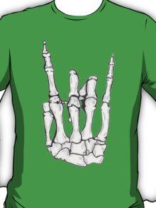 Skeleton hand | White T-Shirt