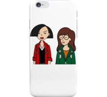 Daria + Jane iPhone Case/Skin