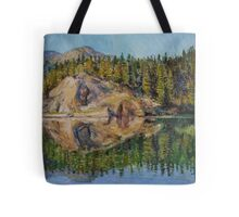 Lady Lake Tote Bag