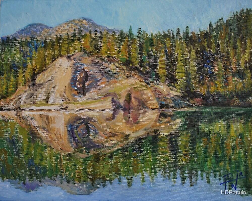 Lady Lake by HDPotwin