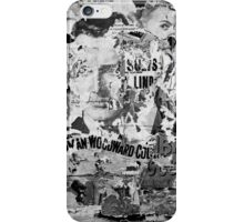 Vintage Chicago 043 iPhone Case/Skin