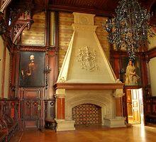 Hall of the Elders by Béla Török