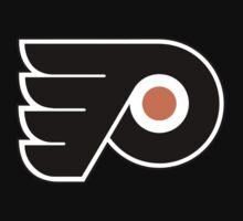 Simple Philadelphia Flyers logo by HannahStevens