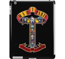 MTP: Appetite for T-Struction iPad Case/Skin