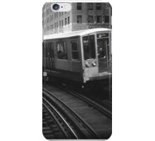 Vintage Chicago 053 iPhone Case/Skin