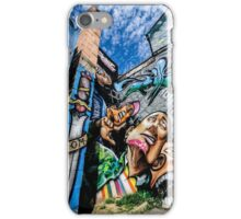 Graffiti Brighton 3 iPhone Case/Skin
