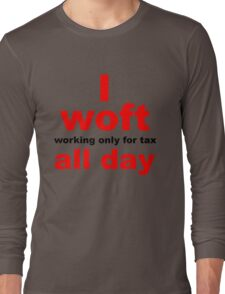 HUMOUR Long Sleeve T-Shirt