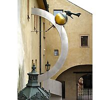Prague Castle mystery Photographic Print