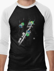 Space Koalas Men's Baseball ¾ T-Shirt