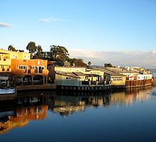 capitola winter by Nicole M. Spaulding