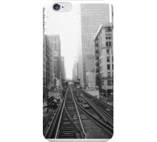 Vintage Chicago 066 iPhone Case/Skin