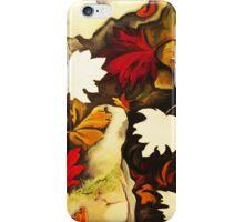 Autumn in Water III iPhone Case/Skin