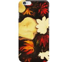 Autumn in Water I iPhone Case/Skin