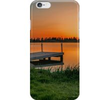 Calm Nights iPhone Case/Skin