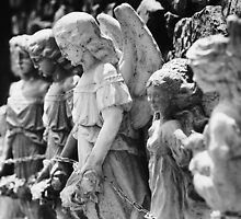 Chained Angels by cloudman