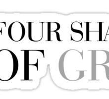 Game Boy - Four Shades of Grey Sticker