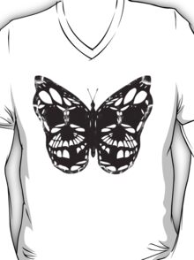 The Skulled Butterfly T-Shirt