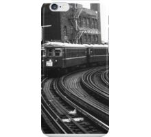 Vintage Chicago 068 iPhone Case/Skin