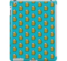 Beer Pattern - Drinks Series iPad Case/Skin