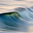 Blue Curl by David Orias