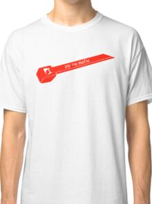 Zip Tie Mafia Classic T-Shirt