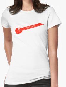 Zip Tie Mafia Womens Fitted T-Shirt