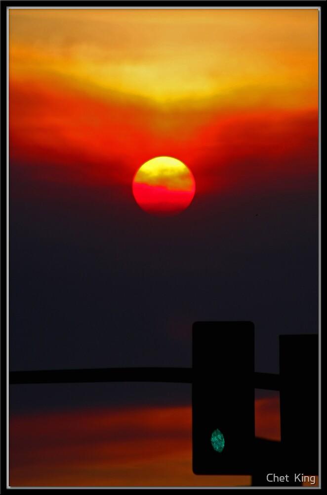 Red Light, Green Light by Chet  King