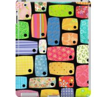 COLLECTION DECORATION PAPER iPad Case/Skin