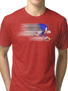 Sonic Speed Tri-blend T-Shirt