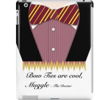 Doctor Who meets Harry Potter iPad Case/Skin