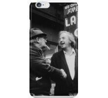 Vintage Chicago 078 iPhone Case/Skin