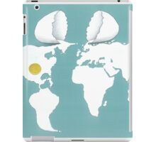 The formation of the world... iPad Case/Skin