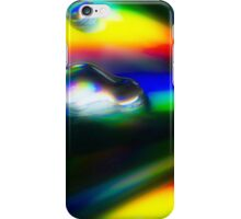 diffused macro cd abstract iPhone Case/Skin