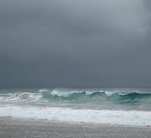 Storm Wave by Cheryl Parkes