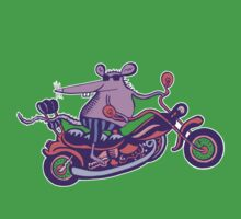 Road Rat by juicyapple