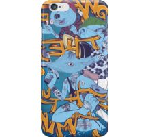 Gang of The Ruthless Animals iPhone Case/Skin