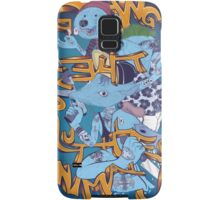 Gang of The Ruthless Animals Samsung Galaxy Case/Skin