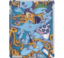 Gang of The Ruthless Animals iPad Case/Skin