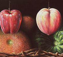 """Fruits"" by Juan Carlos  Gayoso"