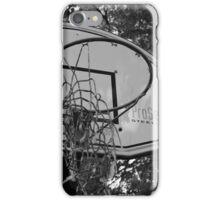 Old Hoops iPhone Case/Skin