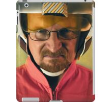 Say My Red Squadron Designation iPad Case/Skin