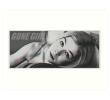 Amy from Gone Girl Art Print