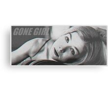 Amy from Gone Girl Metal Print